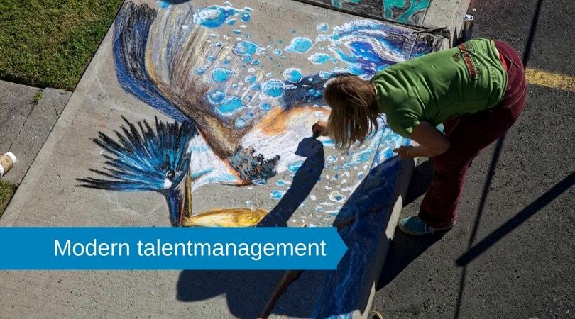 Modern talentmanagement: toelichting op de vier basisprincipes