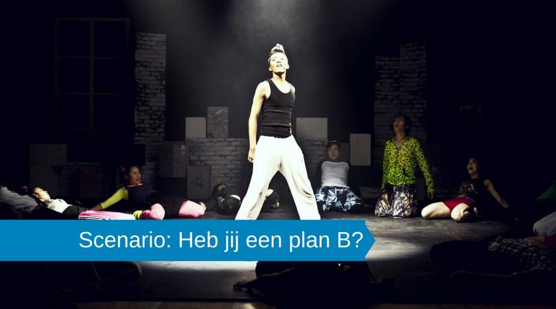 Scenario: Heb jij een plan B voor de toekomst?